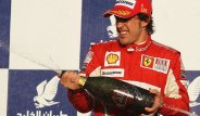 Fernando Alonso - 1º GP do Bahrein - 14Mar2010